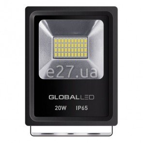 Global 1-LFL-002 20W 5000K Flood Light