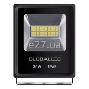 Global 1-LFL-003 30W 5000K Flood Light