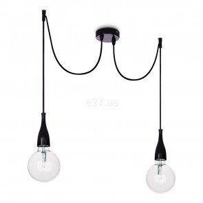 Ideal Lux Minimal SP2 Nero Opaco (112671)