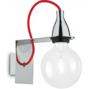 Ideal Lux Minimal AP1 Cromo (45207)