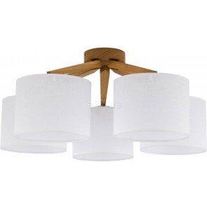TK Lighting 1753 Liccia Wood
