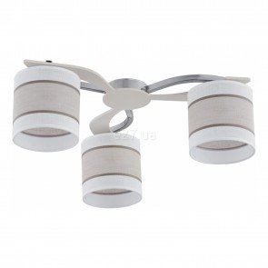 TK Lighting 332 Cattleya White