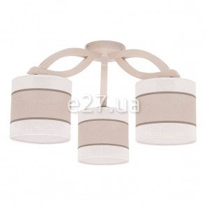 TK Lighting 793 Cortes White