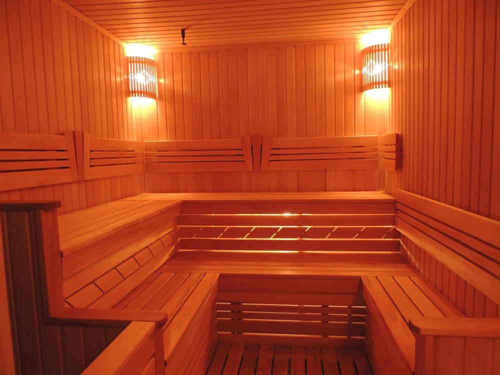 освещение бани и сауны