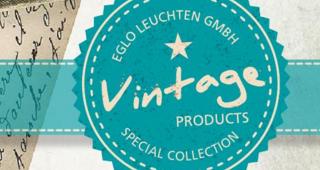 Каталог Eglo Vintage 2015-16